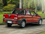 Fiat Strada Trekking CD 2012 photos