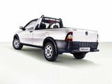 Images of Fiat Strada Short Cab EU-spec 2006–12