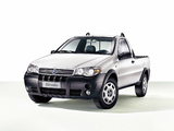 Pictures of Fiat Strada Short Cab EU-spec 2006–12