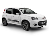 Fiat Uno Sporting 5-door 2010 pictures