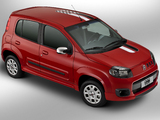 Fiat Uno Attractive 5-door 2010 wallpapers