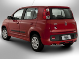 Images of Fiat Uno Attractive 5-door 2010