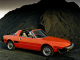 Images of Bertone X1/9 (128) 1982–87