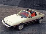 Bertone X1/9 (128) 1982–87 wallpapers