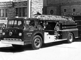 Images of Ford C-850 Big Job by Central Fire Truck Corporation 1957