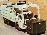Pictures of Ford C-Series Garbage ruck 1970