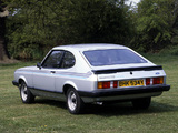 Ford Capri Caberet UK-spec 1982 images