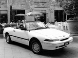Ford Capri Barchetta (SA) 1989–92 wallpapers