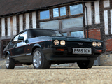 Pictures of Ford Capri 280 1987