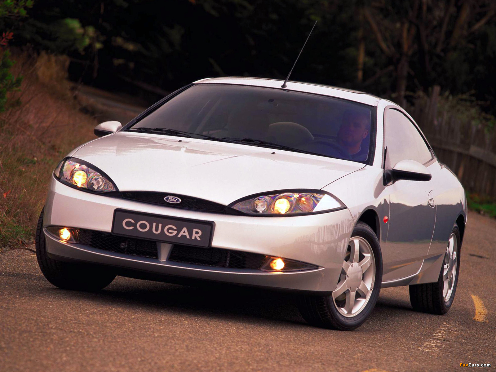 cougar ford manual technical