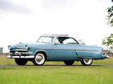 Ford Crestline Skyliner 1954 photos