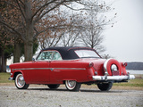 Photos of Ford Crestline Sunliner Convertible Coupe 1954