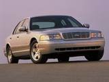 Ford Crown Victoria 1998–2011 pictures