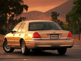 Ford Crown Victoria 1998–2011 wallpapers