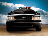 Photos of Ford Crown Victoria Police Interceptor 1998–2011