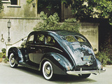Ford V8 Deluxe Fordor Sedan (81A-730B) 1938 photos