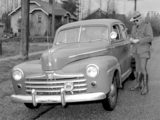 Ford V8 Super Deluxe Tudor Sedan (79A-70A) 1947 photos