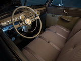 Ford V8 Super Deluxe Tudor Sedan (79A-70A) 1947 wallpapers