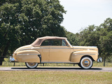 Ford Super Deluxe Convertible Coupe 1948 photos