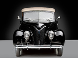 Images of Ford V8 Deluxe Phaeton 1938