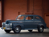 Images of Ford V8 Super Deluxe Tudor Sedan (79A-70A) 1947