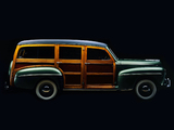 Images of Ford V8 Super Deluxe Station Wagon (89A-79B) 1948