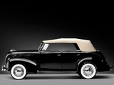 Photos of Ford V8 Deluxe Phaeton 1938