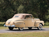 Photos of Ford Super Deluxe Convertible Coupe 1948