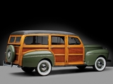 Pictures of Ford V8 Super Deluxe Station Wagon (11A-79B) 1941