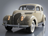 Ford V8 Deluxe Fordor Sedan (81A-730B) 1938 wallpapers