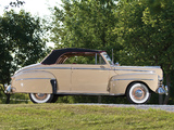 Ford Super Deluxe Convertible Coupe 1947 wallpapers