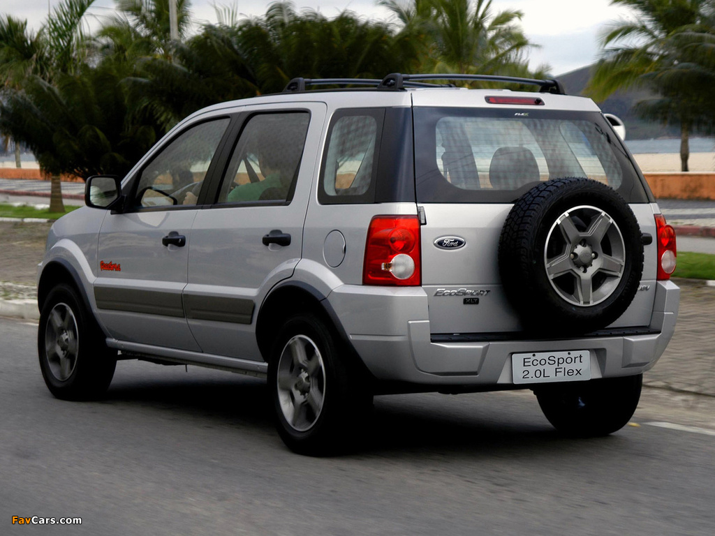 Ford Ecosport Freestyle 2008 Images 1024x768