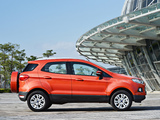 Ford EcoSport CN-spec 2013 pictures