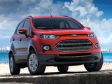 Ford EcoSport 2012 wallpapers