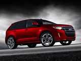 Ford Edge Sport 2010 images