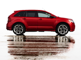 Photos of Ford Edge Sport 2010