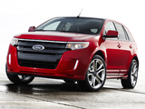 Pictures of Ford Edge Sport 2010