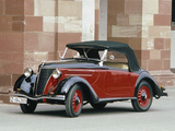Pictures of Ford Eifel 2-seater Cabriolet 1936–39