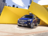 Pictures of Ford Escape Titanium AU-spec 2016