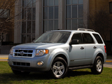 Ford Escape Hybrid 2007–12 wallpapers