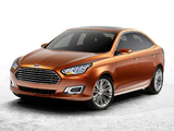 Ford Escort Concept 2013 images