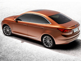 Pictures of Ford Escort Concept 2013