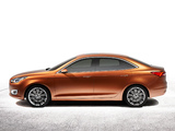 Ford Escort Concept 2013 wallpapers