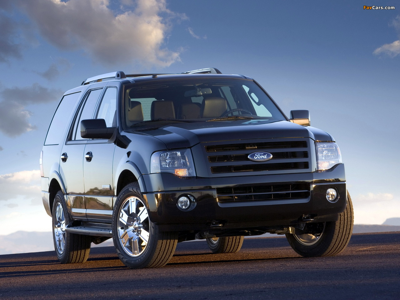 Ford Expedition Limited (U324) 2006 images (1280x960)