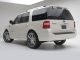 Ford Expedition Urban Rider Styling Kit by 3dCarbon 2007 images
