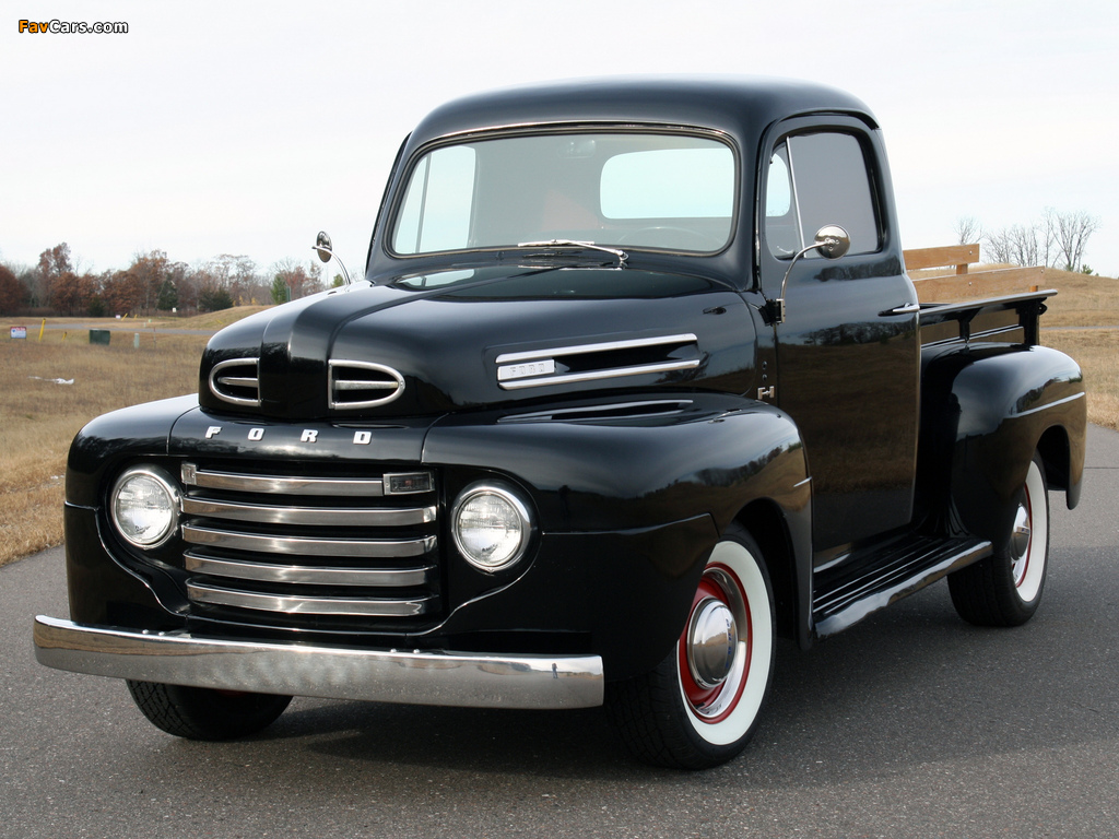 1951 52 Ford F1 Pickup For Sale.html | Autos Post