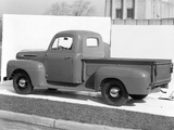 Ford F-1 Pickup 1948–52 images