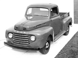 Photos of Ford F-1 Pickup 1948–52