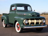 Ford F-1 Pickup 1951–52 wallpapers