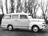 Ford F-1 Ambulance by Visser 1952 wallpapers